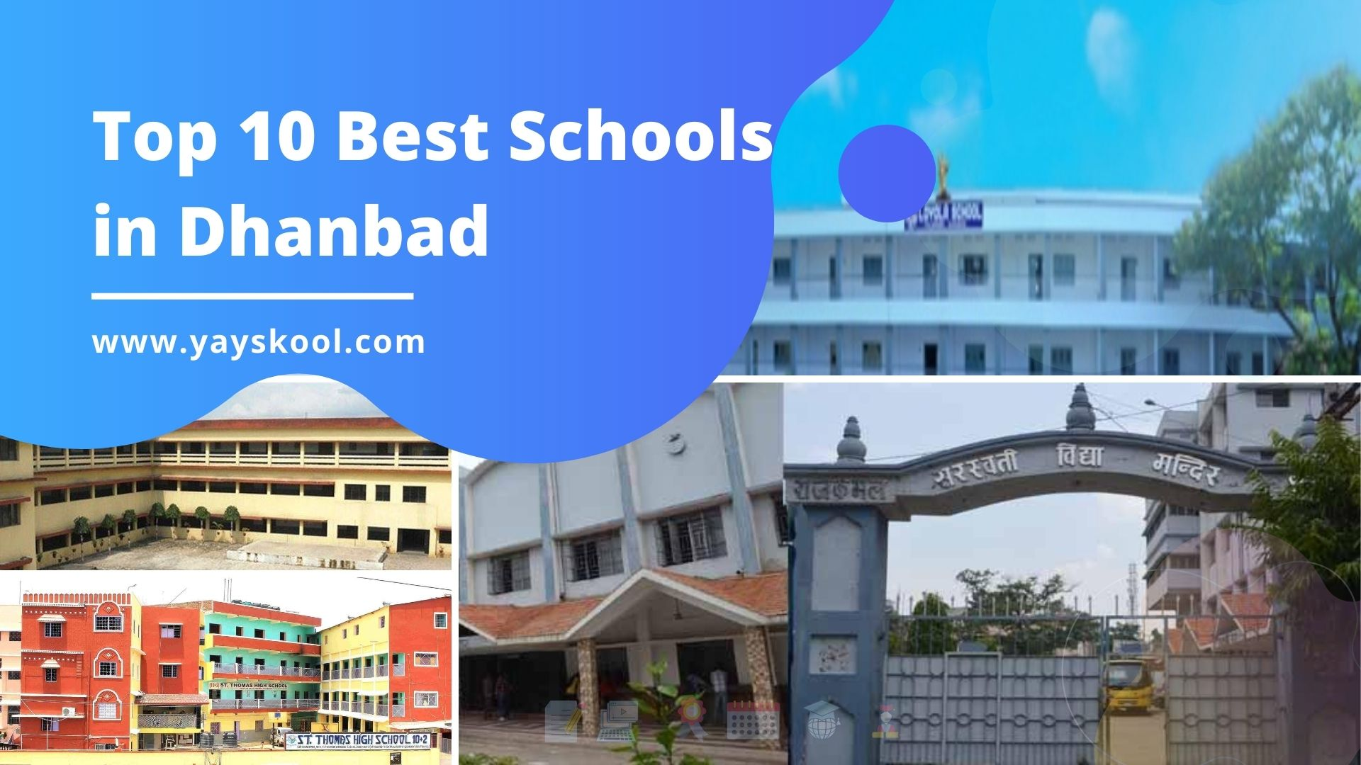 Top 10 Best Schools in Dhanbad